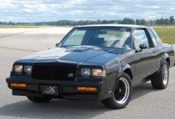 El primer Buick GNX destinado al público sale a subasta
