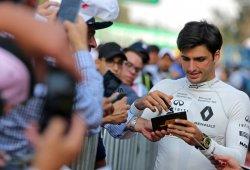 """Sainz: """"No esperaba ser tan competitivo, pero Hülkenberg está aún por delante"""""""