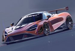 Confirmado el McLaren 720S GT3 para la temporada 2019
