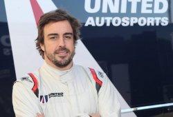"""[Vídeo] Alonso y United Autosports, flechazo en el primer test: """"Ha sido impresionante"""""""