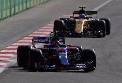 El destino de Toro Rosso, en manos de su rival por la sexta plaza