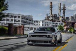 El Dodge SRT Demon encabeza la nueva gama 2018 del Challenger