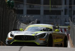 Edo 'Mr. Macao' Mortara gana la FIA GT World Cup