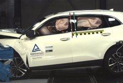 El nuevo Borgward BX7 supera unas pruebas de choque similares a las de Euro NCAP