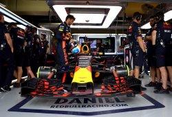 Red Bull corrió a medio gas por la escasa fiabilidad del motor Renault