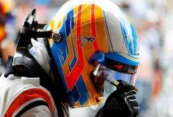 """Alonso: """"La falta de potencia de Honda es muy preocupante para Toro Rosso"""""""