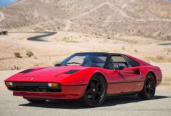 ¿No te gustó el Ferrari 308 eléctrico?, este vídeo te hará cambiar de opinión