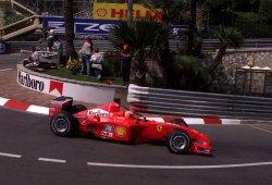 El Ferrari F2001 de Schumacher, vendido por una cifra récord de 6,3 millones de euros
