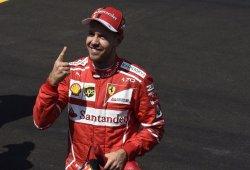 "Vettel recupera la sonrisa: ""Han sido semanas muy duras para Ferrari"""