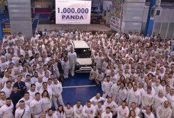 Un coche de récord: fabricado el Fiat Panda un millón de cuarta generación