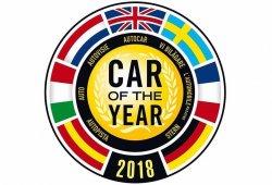 El galardón Coche del Año 2018 en Europa ya tiene finalistas