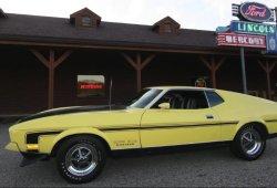 El prototipo único del Ford Mustang Boss 302 de 1971 a la venta