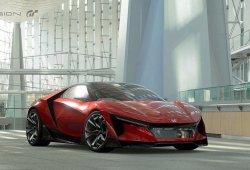 Honda Sports Vision Gran Turismo: un pequeño NSX con 400 CV