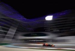 Los horarios del GP de Abu Dhabi F1 2017