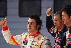 "Horner: ""Estuvimos muy cerca de fichar a Alonso a finales de 2008"""