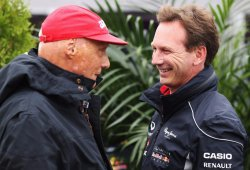 "Horner responde a Lauda: ""Sus críticas a Liberty son infundadas e injustas"""