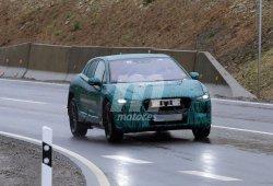 El Jaguar I-Pace apura sus pruebas antes de ser desvelado en 2018