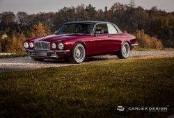 Precioso Jaguar XJ Coupe restomod de Carlex Design