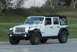 Jeep Wrangler 2018: todas las nuevas versiones al desnudo
