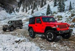 Jeep Wrangler 2018: todas sus imágenes y datos oficiales