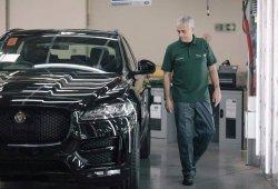 José Mourinho, propietario de la unidad 100.000 del Jaguar F-Pace