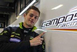 Kris Richard repite con Campos Racing en Qatar