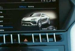 Lamborghini ha filtrado el Urus en su último teaser