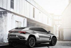 El interior del Lamborghini Urus filtrado en la red