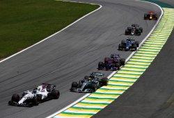 """Hamilton: """"Necesitamos 1,5 segundos para poder adelantar con estos coches"""""""