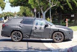 El nuevo Lexus RX L debutará en el Salón de Los Ángeles