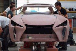 La versión de producción del Lexus UX debutará en marzo de 2018