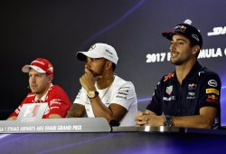 Los adelantamientos, tarea pendiente para la FIA: los pilotos se quejan
