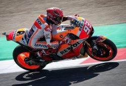 Marc Márquez se convierte en el tetracampeón más jóven de MotoGP