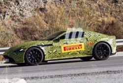 Max Verstappen descubre detalles del desarrollo del nuevo Aston Martin Vantage
