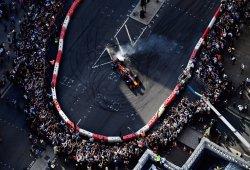 Verstappen realizará una exhibición en Las Vegas