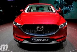 Mazda planea lanzar un nuevo SUV en Estados Unidos