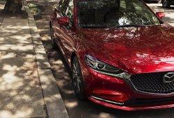 El nuevo Mazda6 2018 listo para su puesta de largo en Los Ángeles