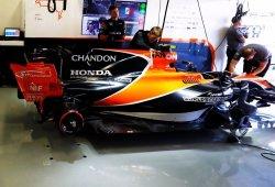 McLaren se defiende de las críticas por vetar la aleta de tiburón
