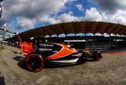 McLaren votó en contra de mantener las aletas de tiburón en 2018