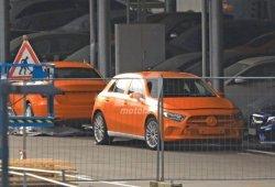El nuevo Mercedes Clase A estará a la venta en febrero