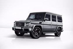 Mercedes Clase G Limited Edition, sólo 463 unidades exclusivas para una gran despedida