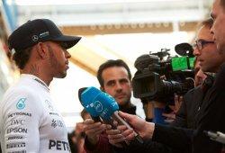 """Hamilton admite su culpa en el accidente: """"No es habitual en mí, no sé qué pasó"""""""