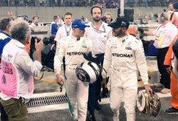 """Hamilton se rinde ante Bottas: """"Lo dí todo, pero ha hecho una clasificación increíble"""""""