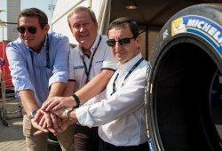 Michelin sigue en el WEC tres temporadas más, hasta 2021