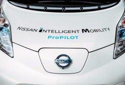 Movilidad Inteligente Nissan, así serán los coches de la marca japonesa en el futuro