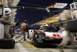 Neel Jani y Nick Tandy suman la última pole del 919 Hybrid