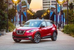 El Nissan Kicks 2018 se estrenará en USA en 2018