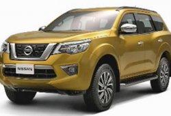 Nissan Pathfinder 2019: filtrado el nuevo SUV basado en el Navara