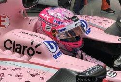 Alternativas y progreso en el box de Force India