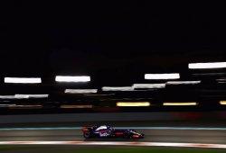 Con Hartley como único piloto sancionado, así queda la parrilla del GP de Abu Dhabi